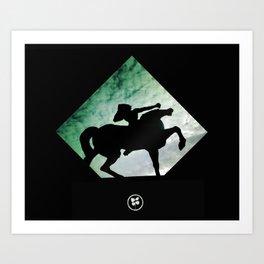 Spearman 3 Art Print
