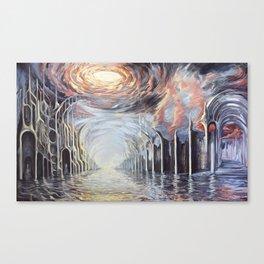 Cataclysm Canvas Print