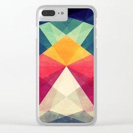 Meet me halfway Clear iPhone Case