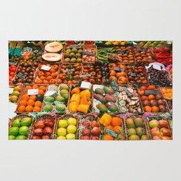 Fruit store Rug