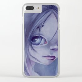 Isabo Clear iPhone Case