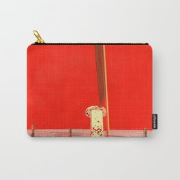SquaRed: Сitizenship Carry-All Pouch
