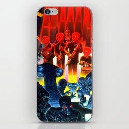 Space Alien Bar Band iPhone Skin