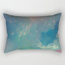 Space fall Rectangular Pillow