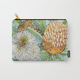 Banksia Carry-All Pouch