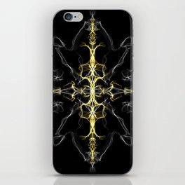 Smoke Art iPhone Skin