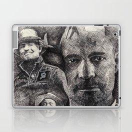 Gord Downie  Tribute Pen & Ink Drawing Laptop & iPad Skin