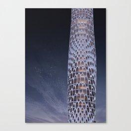 Venus Tower Canvas Print
