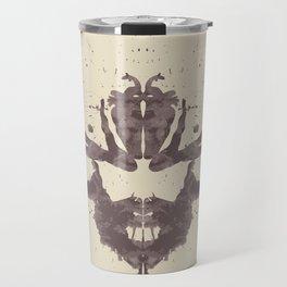 Hannibal Rorschach Test Travel Mug