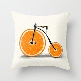 Vitamin Throw Pillow