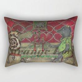 Strange Love Rectangular Pillow