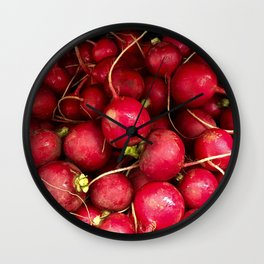 Totally Rad-ish Wall Clock
