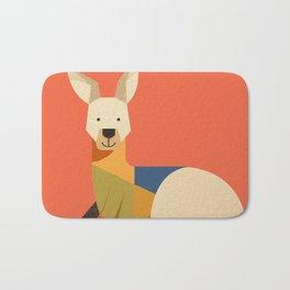 Kangaroo Bath Mat