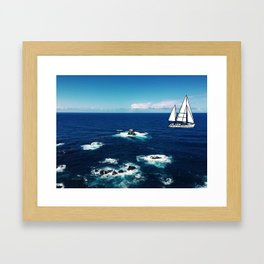 Forever a Goonie Framed Art Print