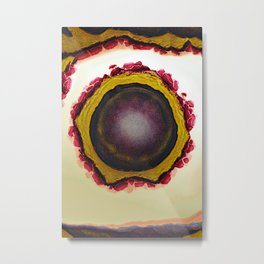 Sky Egg Metal Print