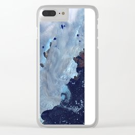 Glaciers on Greenland's Coast Clear iPhone Case