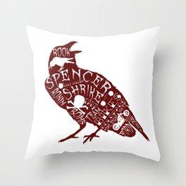 The Jana Design Throw Pillow