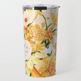 Wordsworth  and the daffodils. Travel Mug
