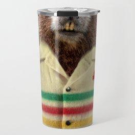 Hudson Beaver Travel Mug