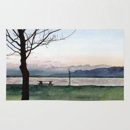 at Lake Constance Rug