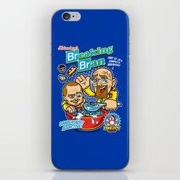 Breaking Bran iPhone Skin