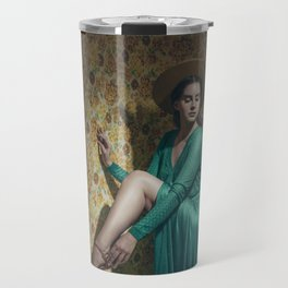 Roses Bloom for You Travel Mug