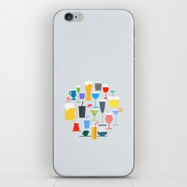 Time to Drink iPhone Skin