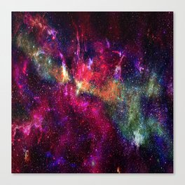 space desire Canvas Print