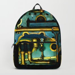 Industrial Victorian Backpack