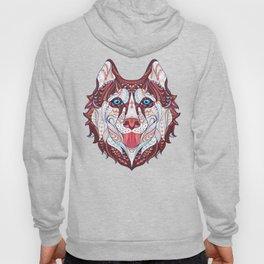 Husky Design Hoody