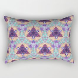 It's A Girl! Rectangular Pillow