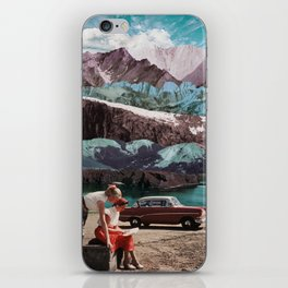 Planning the next trip iPhone Skin