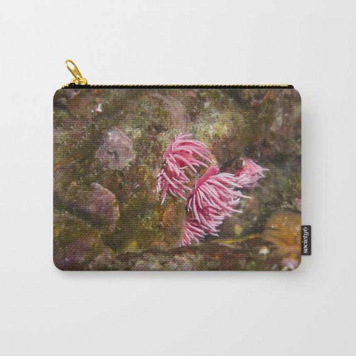Hopkin's Rose Carry-All Pouch