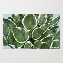 Cascade of Leaves Rug