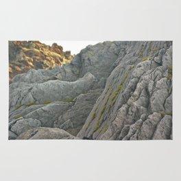 Sharp Rocks Rug