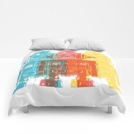 Blip Blop Bleep Comforters