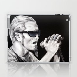 Layne Staley - Alice in Chains Laptop & iPad Skin