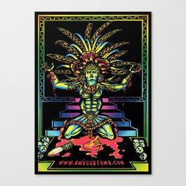 Divine Sacrifice Canvas Print