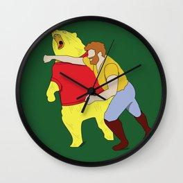 Christopher Fast Hands Robin Wall Clock