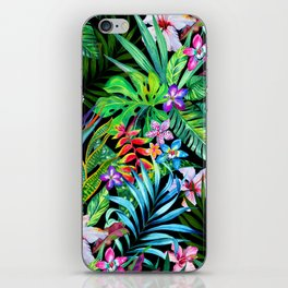 In The Jungle iPhone Skin