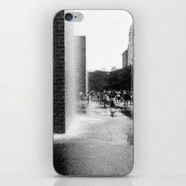 Chicago Street Scenes 2: City Splash iPhone Skin