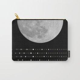 2017 Calendar - Lunar Carry-All Pouch
