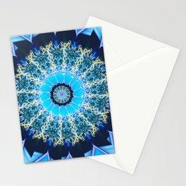 Iced Beach Stationery Cards