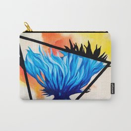 Cornflower Catch Carry-All Pouch