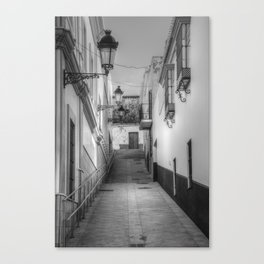 White village #2 Canvas Print