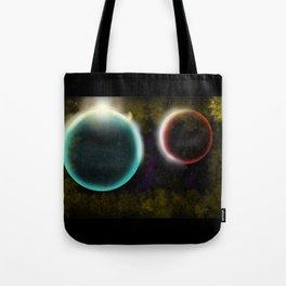 Karezi Planets Tote Bag
