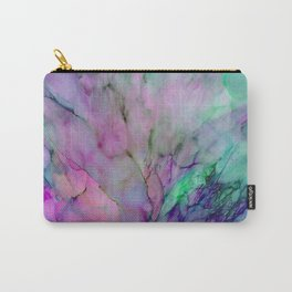 ALCOHOL INK Cvb Carry-All Pouch