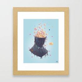Be Happy - It's an order Framed Art Print