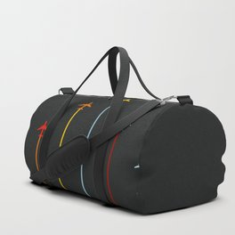 Retro Airplanes 07 Duffle Bag
