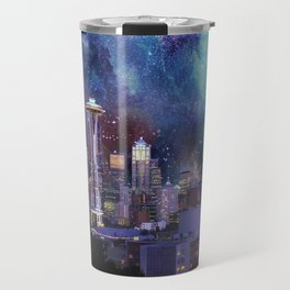 Spacey Seattle Travel Mug